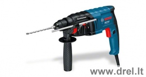 BOSCH GBH 2-20 D Professional 3x SDS - Plus